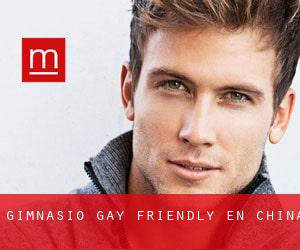 Gimnasio Gay Friendly en China
